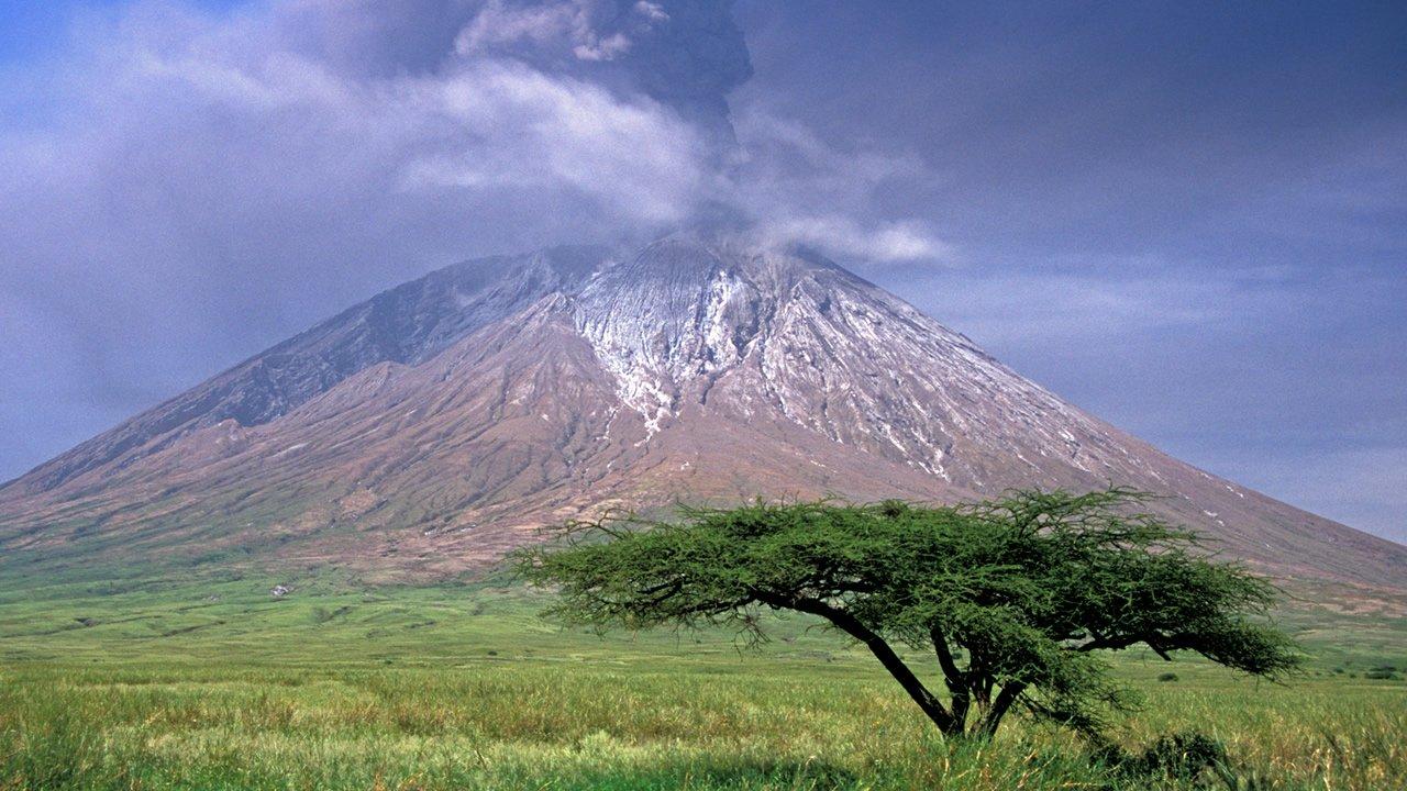 La «montaña de Dios» podría entrar en erupción en cualquier momento