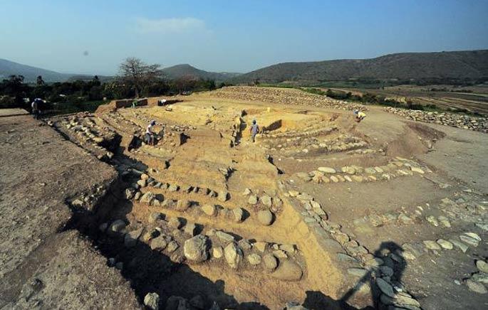 Yacimiento arqueológico de Montegrande, Perú