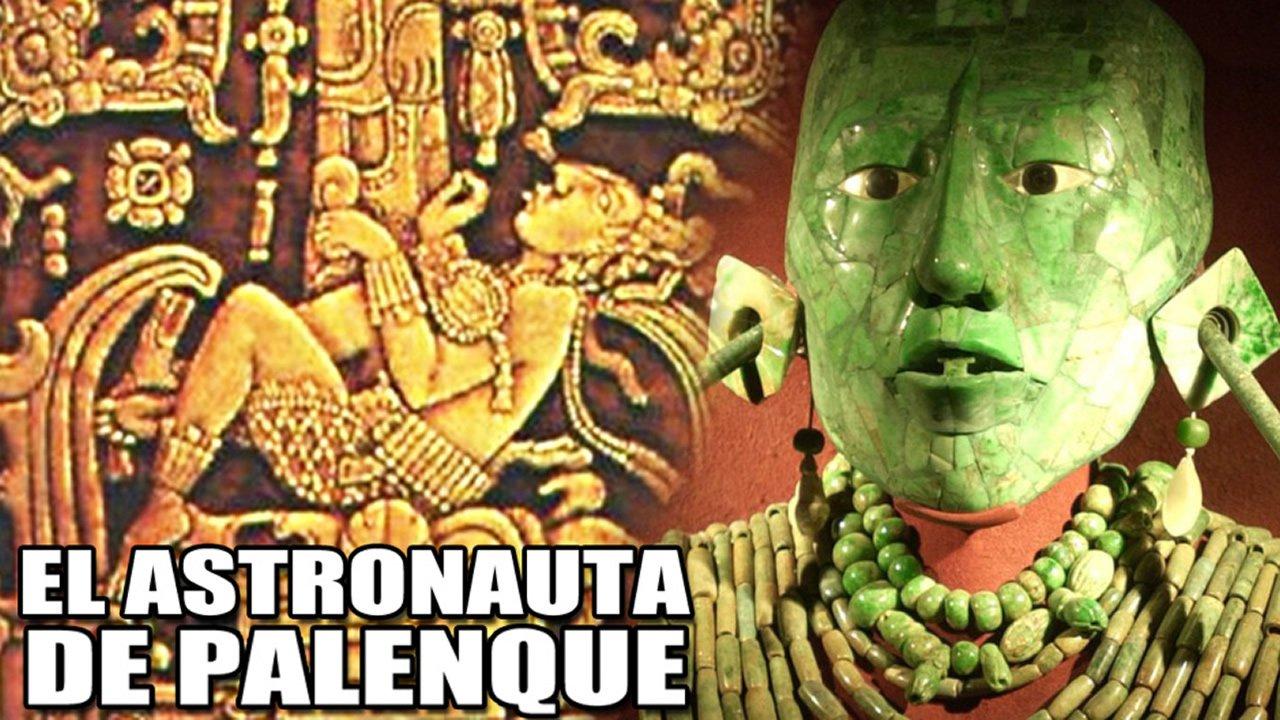 ¿Fue el astronauta de Palenque un extraterrestre que usó maquinaria compleja?