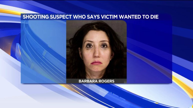 Barbara Rogers, presunta asesina de Kevin Mineo