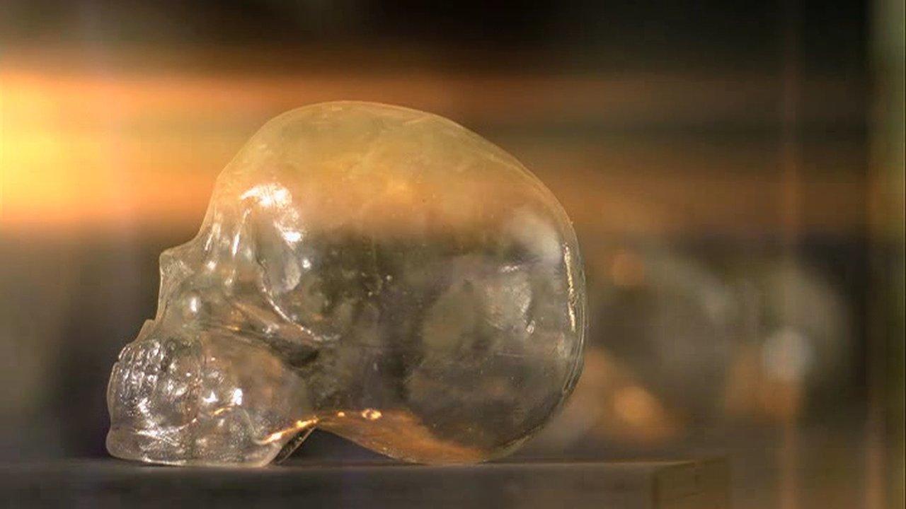 Las misteriosas calaveras de cristal de Mesoamérica y su conexión con otros mundos