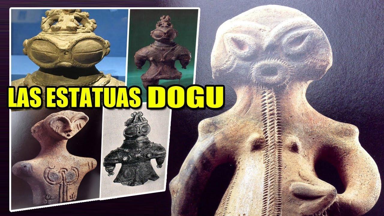 El increíble misterio de las Estatuillas Dogu de Japón ¿Representan extraterrestres?