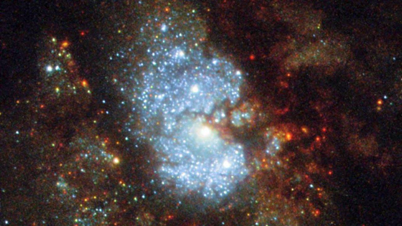 «Galaxia oculta»: NASA graba imágenes de una asombrosa vecina de la Vía Láctea