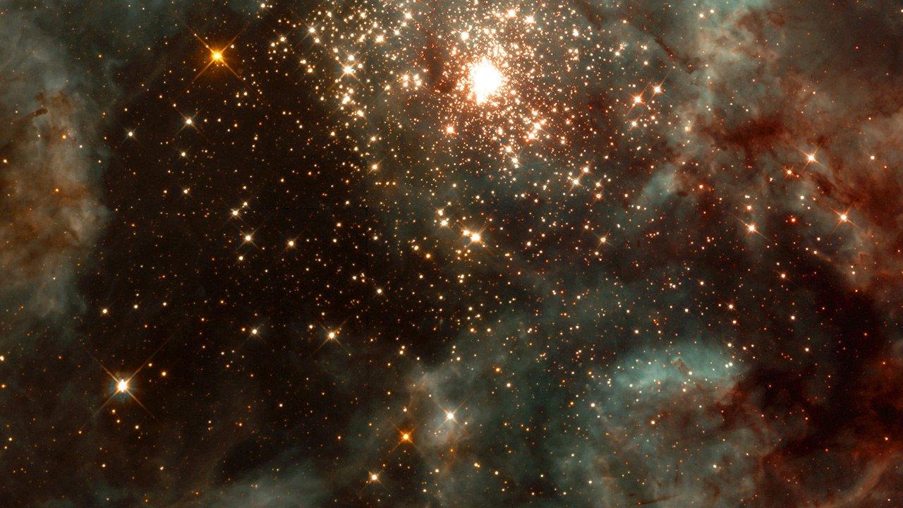 Descubren que las estrellas más veloces de la Vía Láctea provienen de otras galaxias