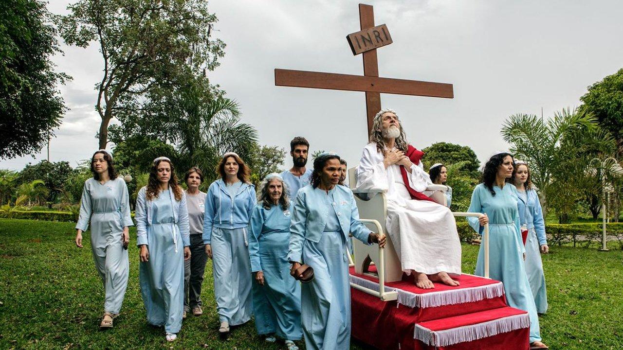 INRI Cristo: Este hombre afirma que es Jesucristo reencarnado