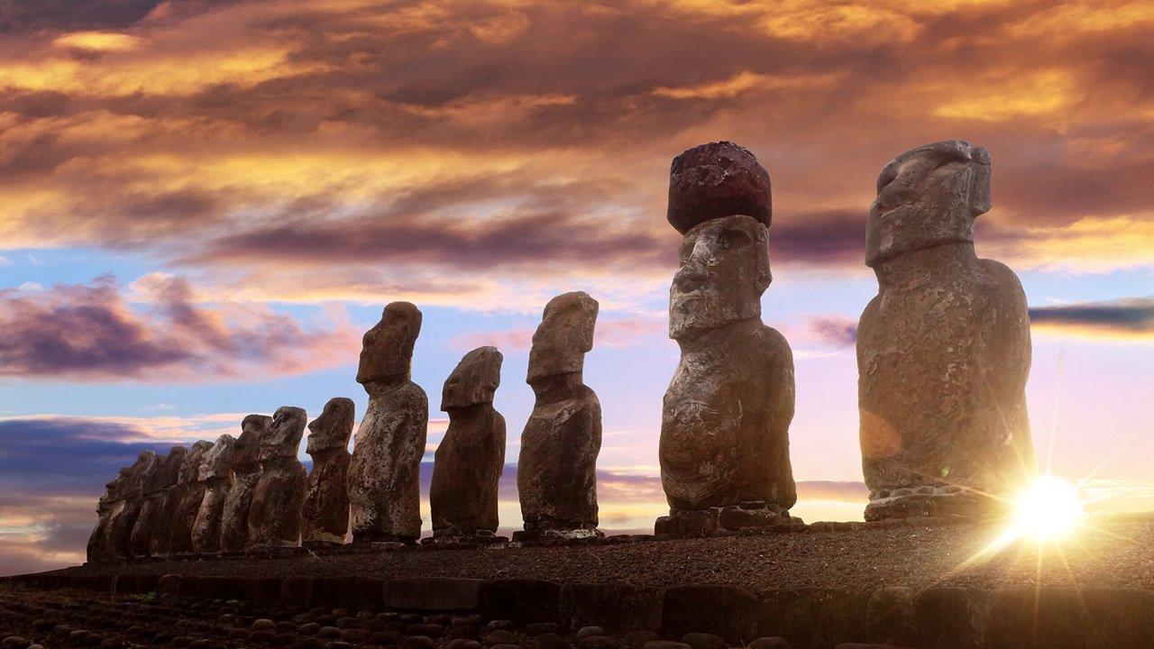 Nuevo análisis arqueológico reescribe la Historia de la Isla De Pascua