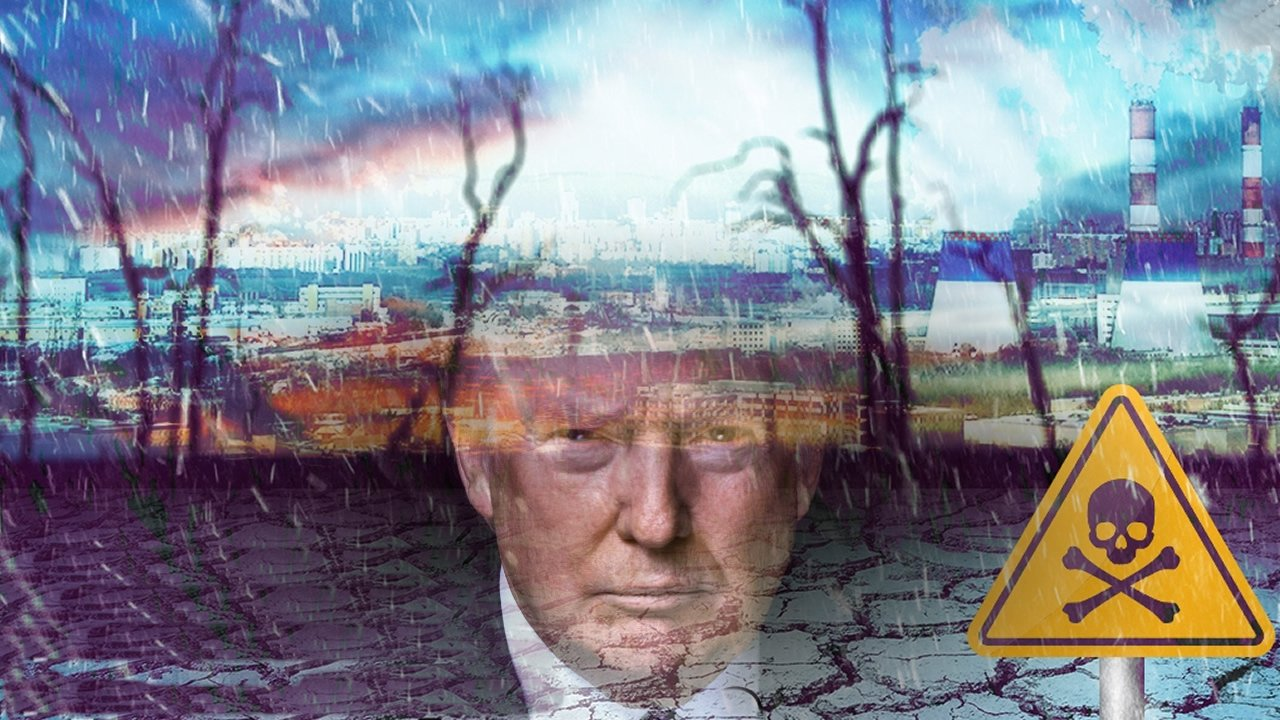 Stephen Hawking: «Por culpa de Trump puede llover ácido sulfúrico en la Tierra»