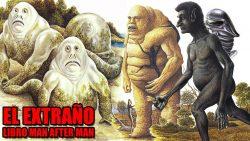 Man After Man: El extraño libro que muestra las otras Razas Humanas tras 5 millones de años