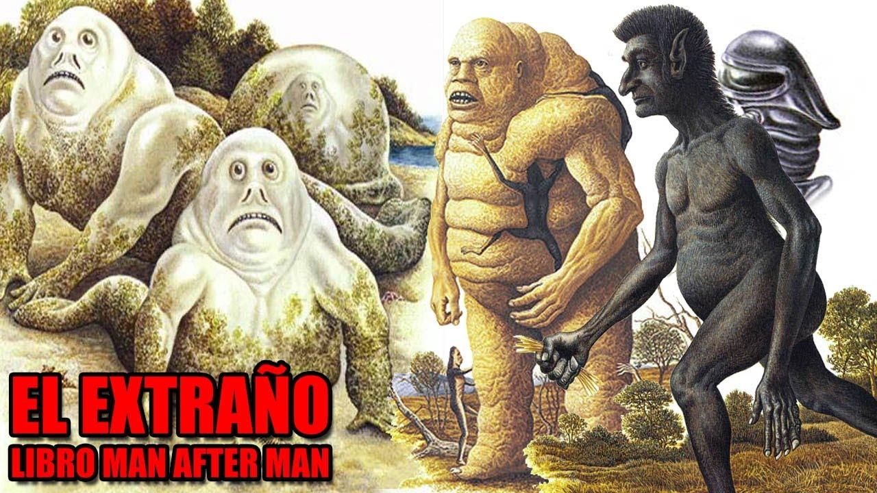 Man After Man: El extraño libro que muestra las otras
