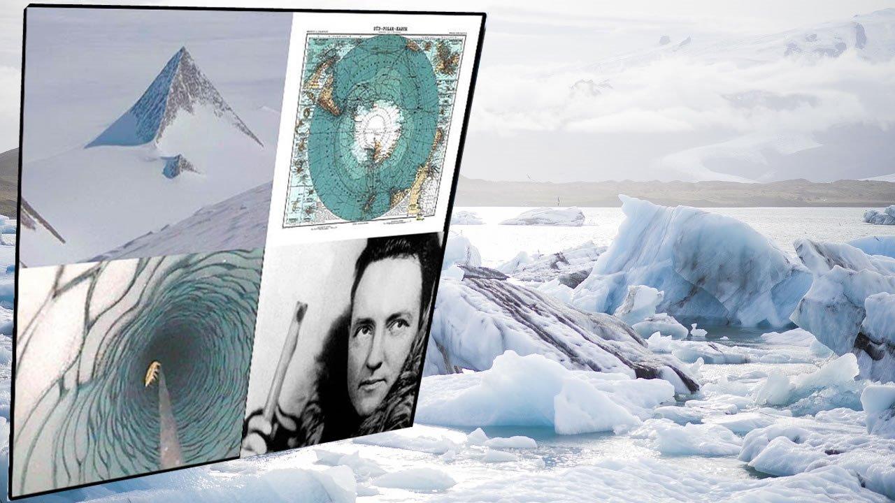 Algo muy raro está pasando en la Antártida ¿Qué hay debajo del hielo?