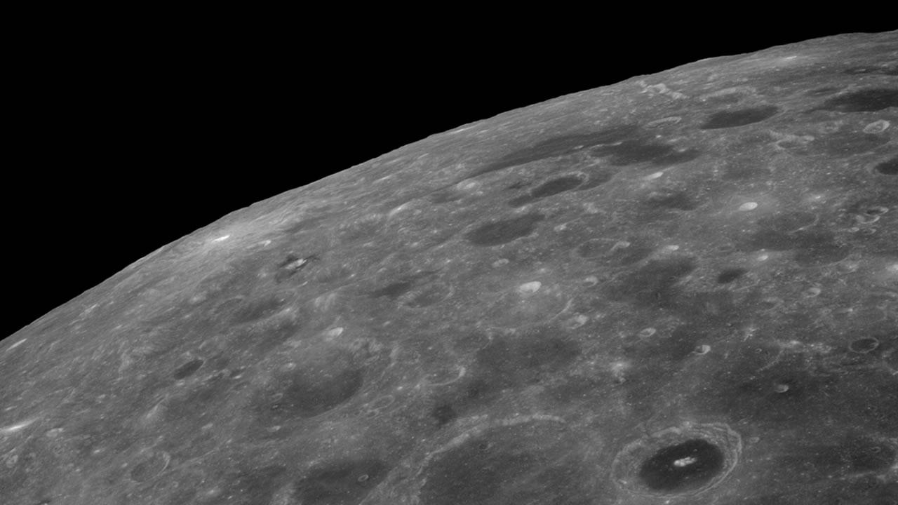 La Luna tuvo atmósfera según un nuevo estudio científico presentado