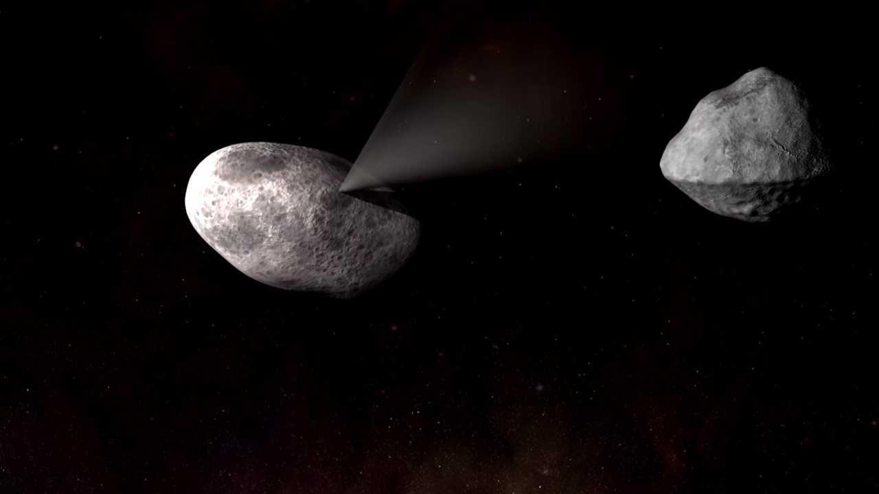 NASA prepara un ambicioso plan para desviar su primer asteroide