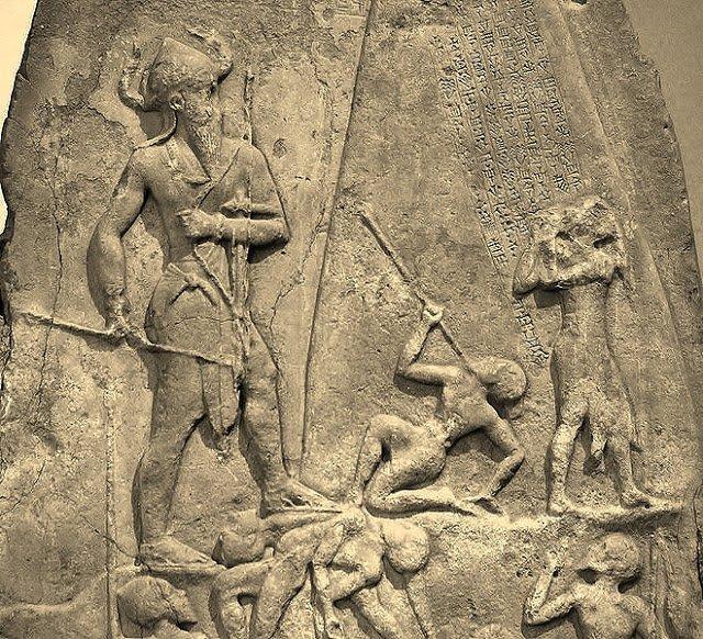 EL MISTERIO DE LOS GIGANTES /Conexiones Anunnakis /Dioses Sumerios - Página 2 Nephilim-giant-sumerian-anunnaki