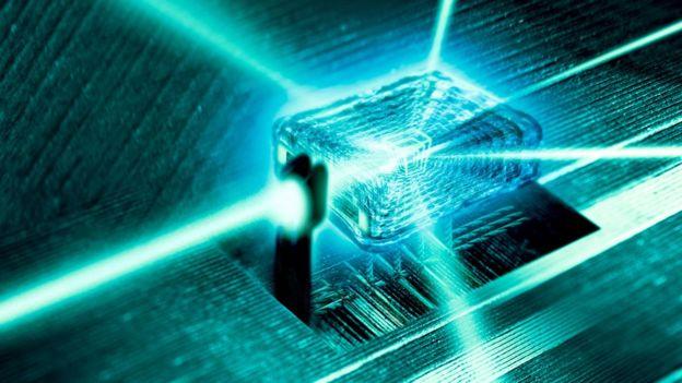 Las redes de ordenadores Quantum ofrecen mayor seguridad