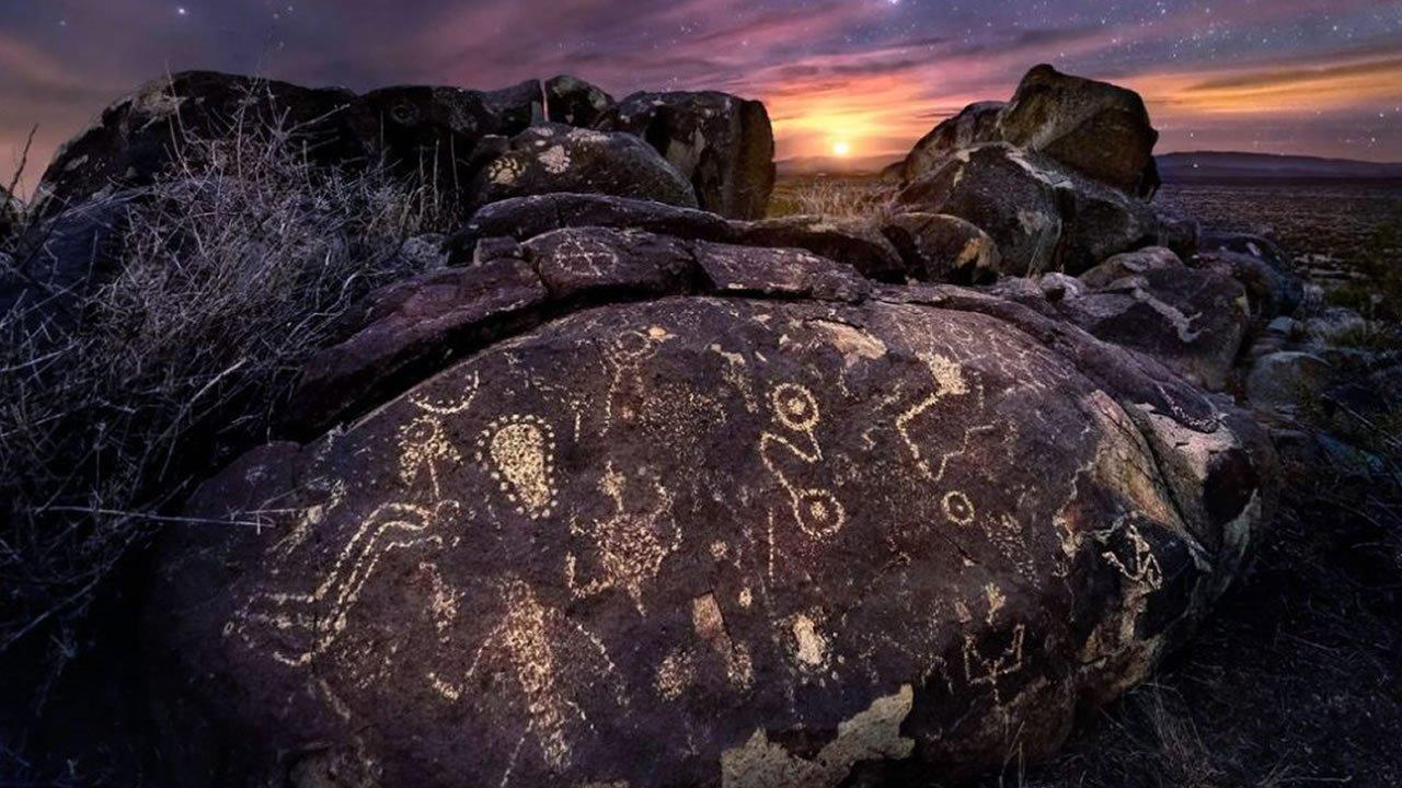 Misterio grabado en piedra: ¿Qué representan los petroglifos del Suroeste americano?