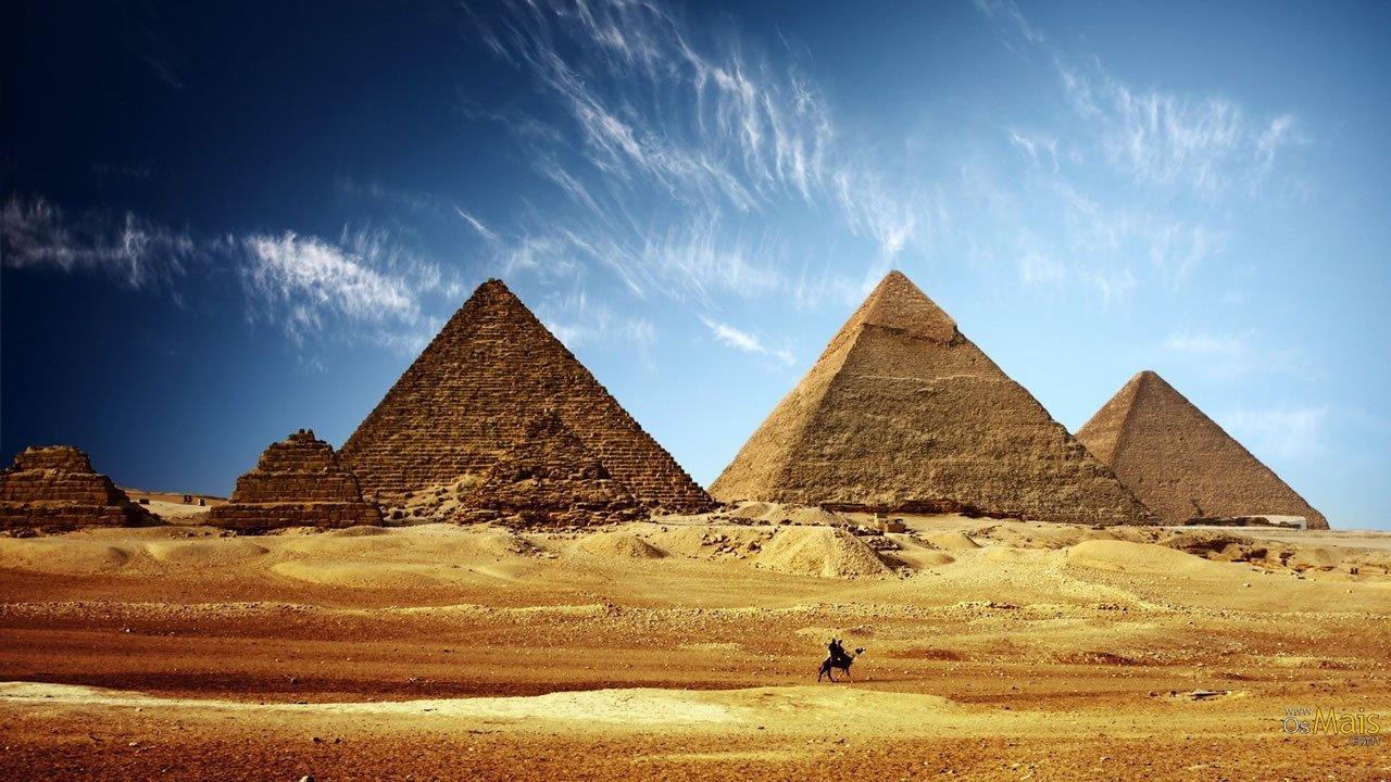 Esta es la razón por la que las civilizaciones antiguas construyeron miles de Pirámides