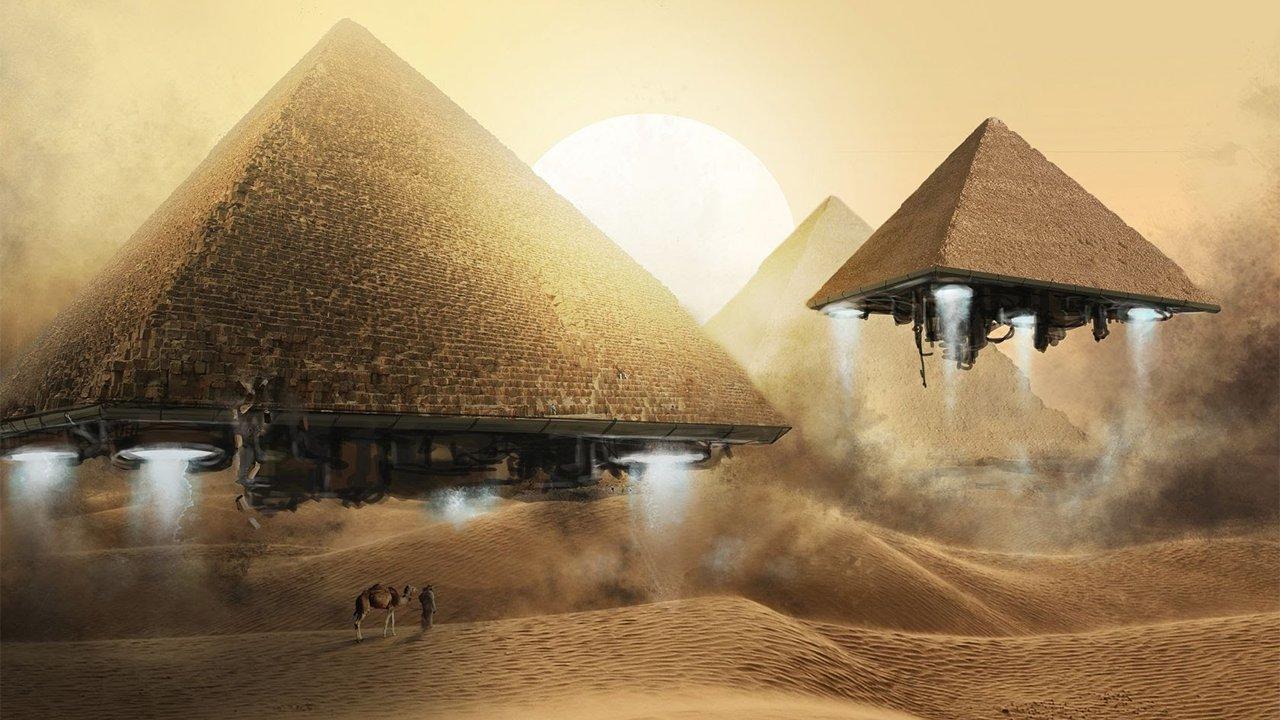 Las increíbles razas extraterrestres que gobernaron Egipto