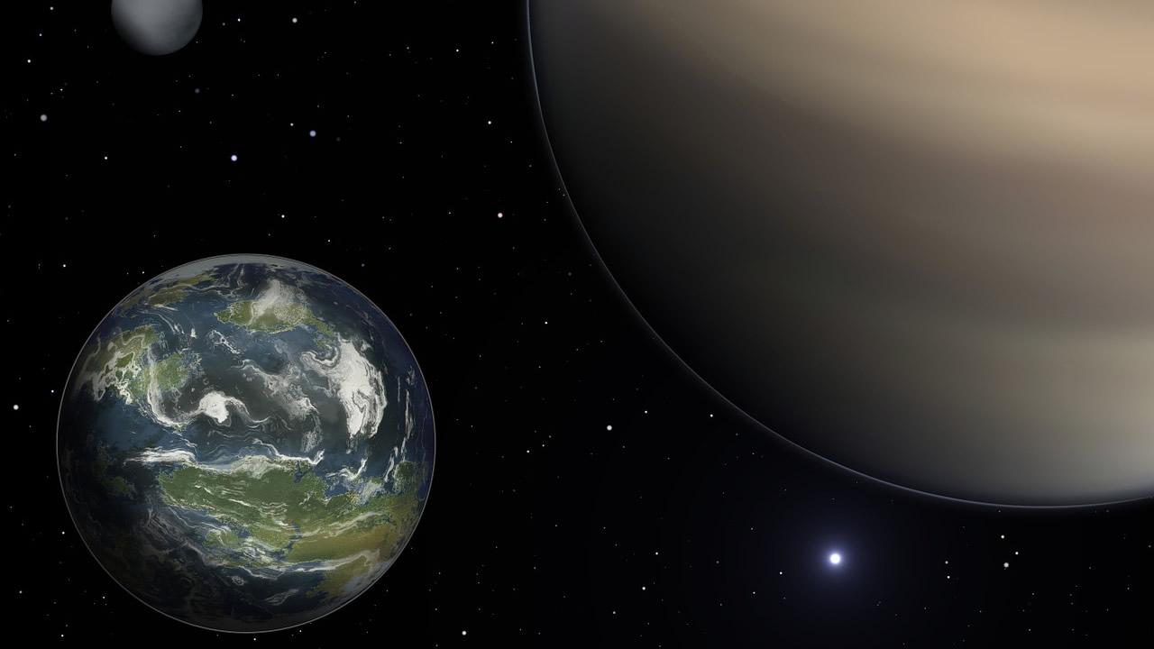 Científicos: «En el espacio abundan planetas como la Tierra que podrían albergar vida»