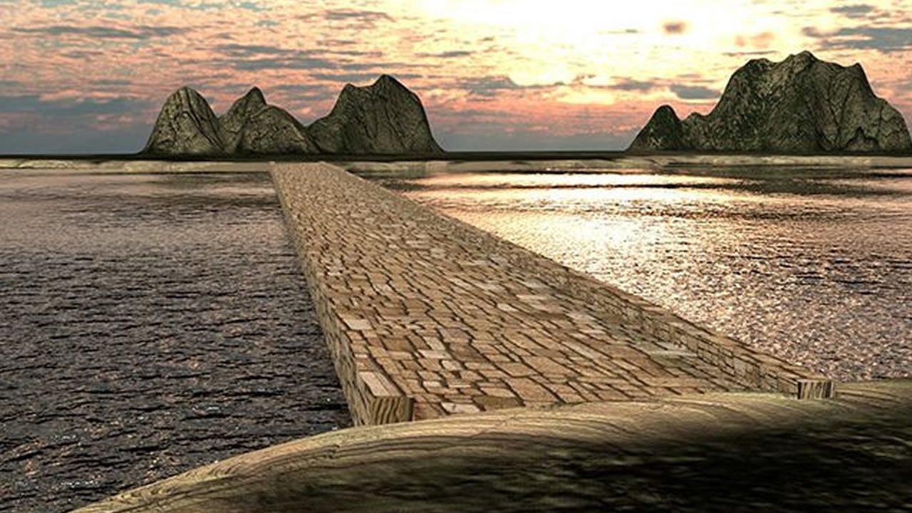 ¿Quién construía enormes puentes hace 1,45 millones de años?