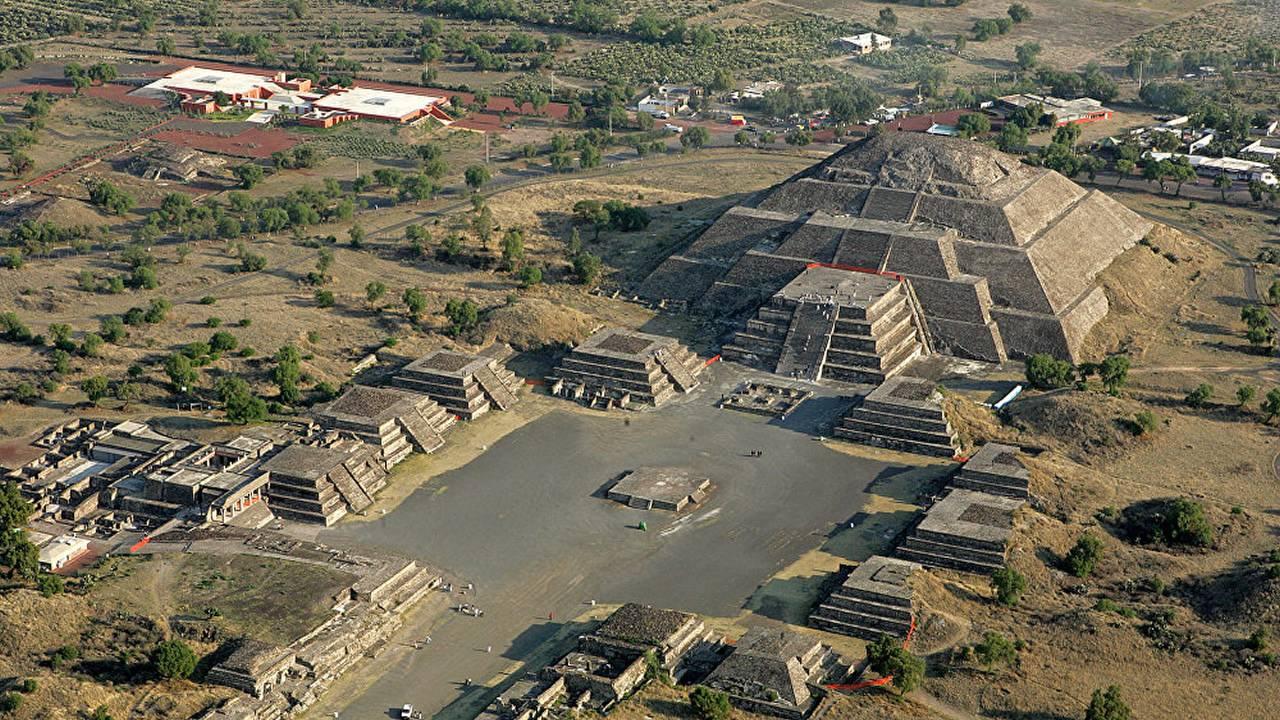 Arqueólogos descubren que las pirámides de Teotihuacán representaban una «copia» del inframundo
