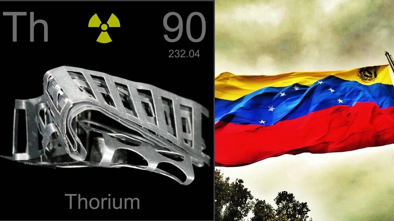 Torio: ¿Se ha hecho el hallazgo más sorprendente de la historia energética del planeta en Venezuela?