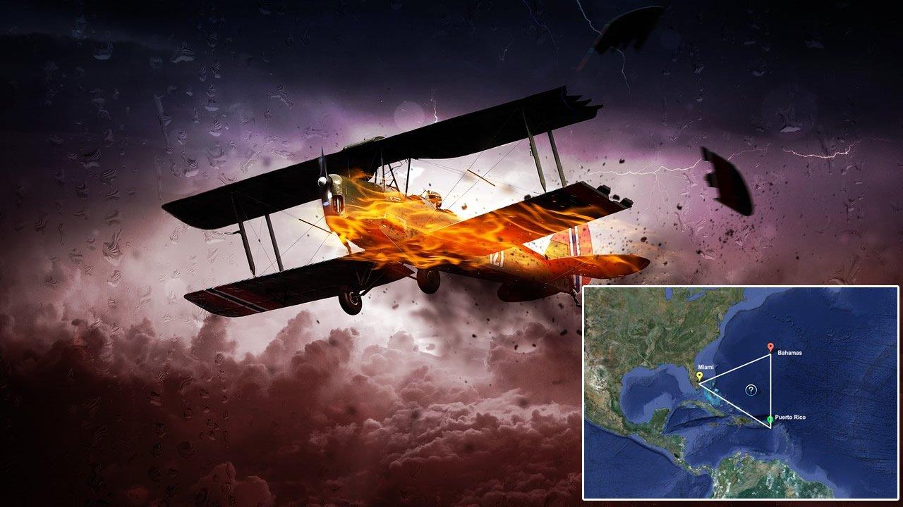 Científico afirma haber resuelto el misterio del Triángulo de las Bermudas