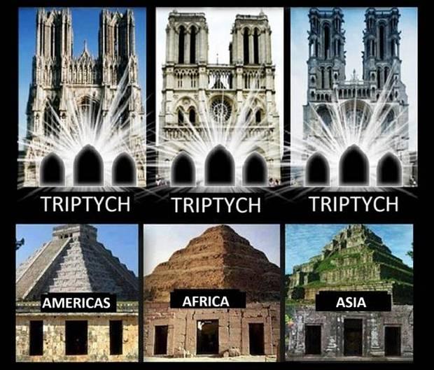 Recuerdos del pasado /Antiguas civilizaciones - Página 8 Tryptych2