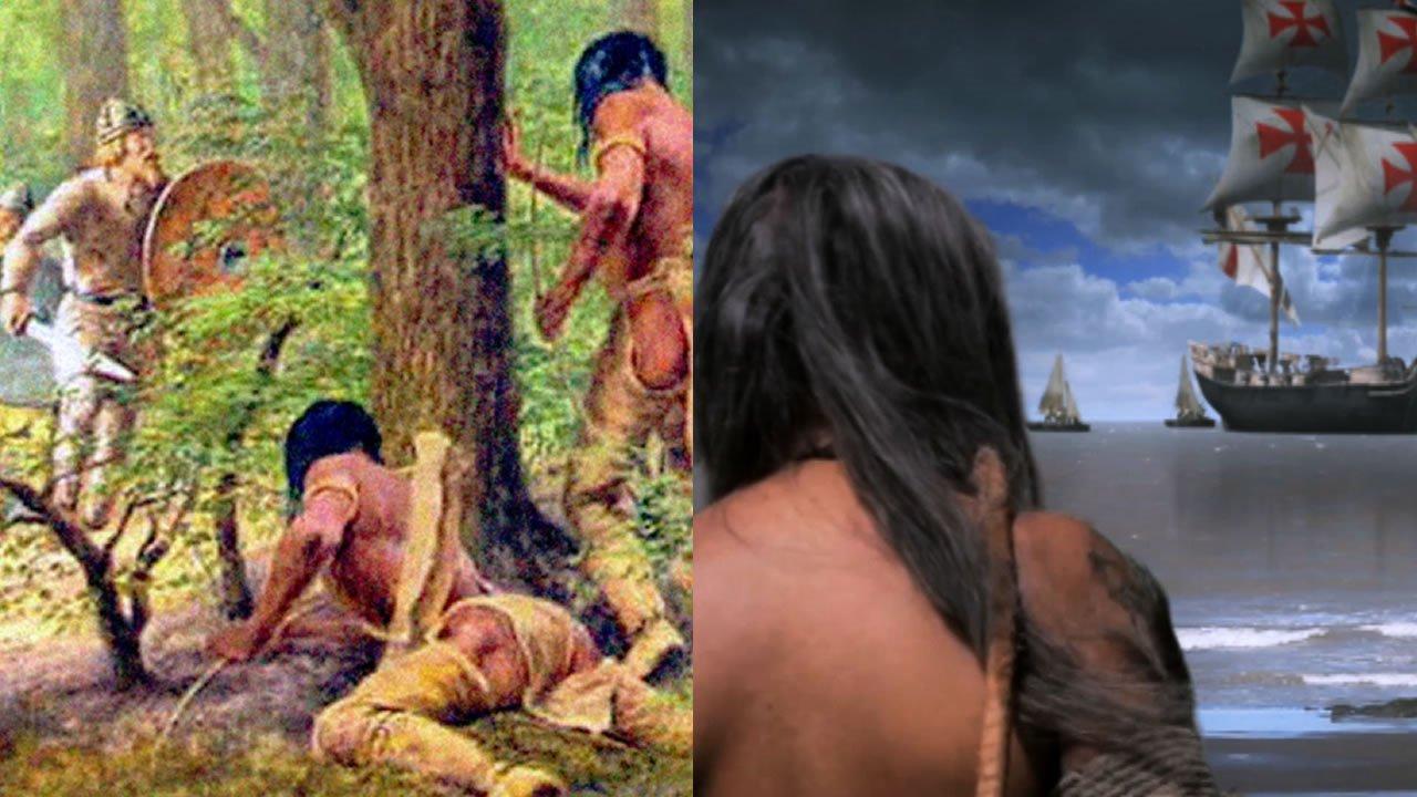 Vikingos en América, 500 años antes de Colón y el «descubrimiento de América»