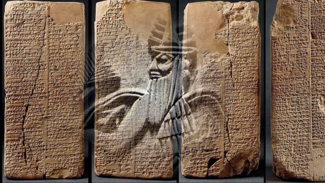 La Historia de los Anunnaki: Las 14 Tablillas de Enki