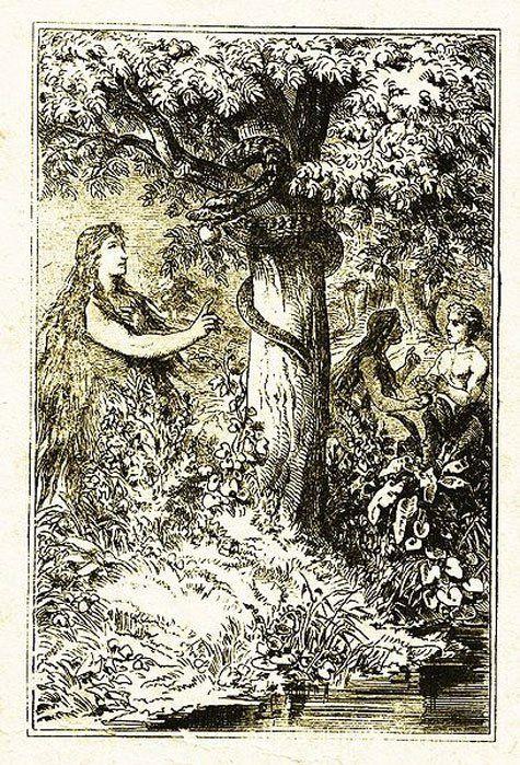 Lilith, la primera esposa de Adán según el Génesis Rabbah.