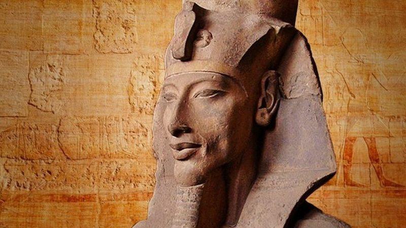 Akenatón: ¿un faraón alienígena en el antiguo Egipto?