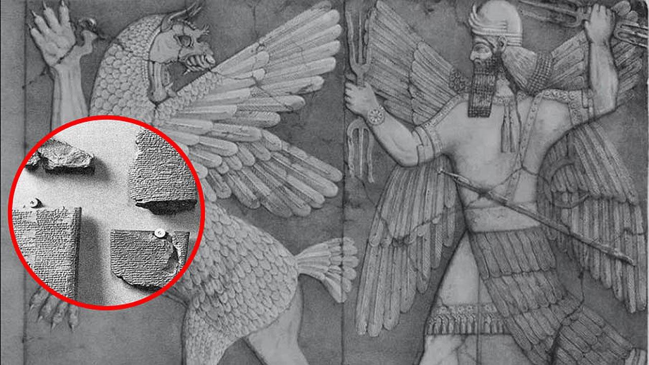 El Origen de nuestra especie hace 20.000 años, según antiguas tablillas