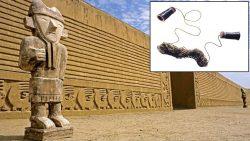 Teléfono de hace 1.000 años, asombroso invento de la civilización Chimú