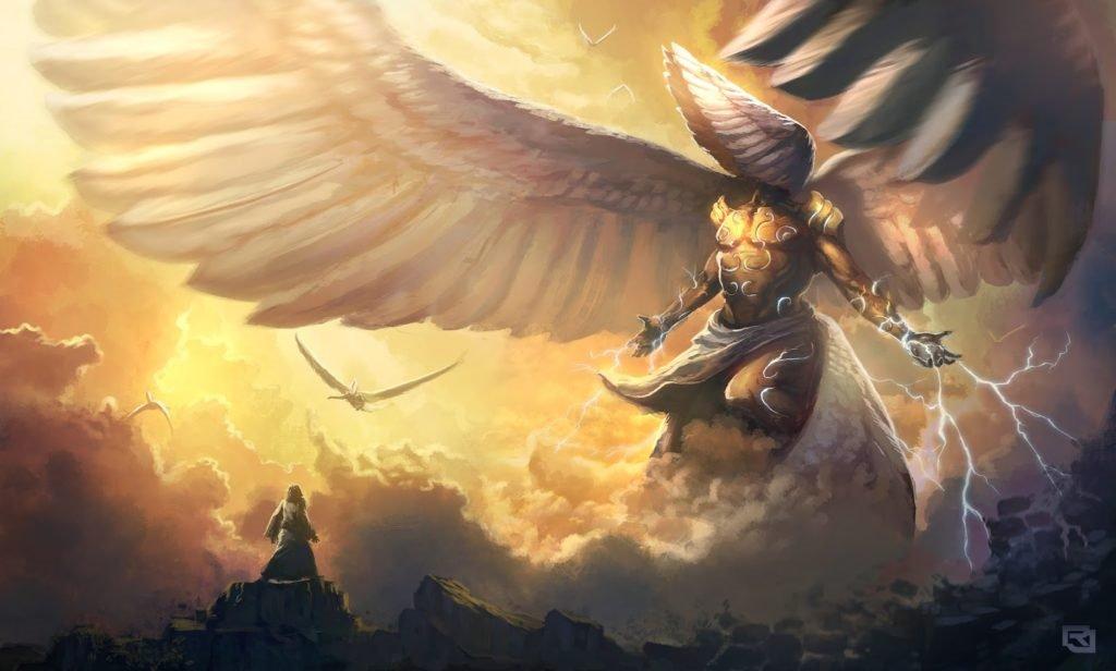 Génesis 5:24: «Y anduvo Enoc con Dios, y ya no estaba, porque Dios lo había tomado». Enoc era el hijo de Jared (Génesis 5: 19-21), el padre de Matusalén, y el bisabuelo de Noé.