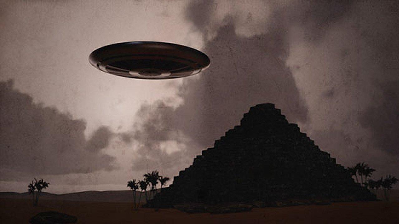 3 razones por las que el Antiguo Egipto está vinculado a visitas de extraterrestres