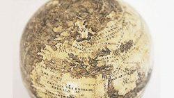 El mapa del Nuevo Mundo más antiguo de la historia grabado sobre la cáscara de huevo de un avestruz