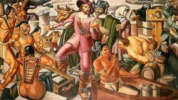 ¿Qué hace un «smartphone» en una pintura de 1937?