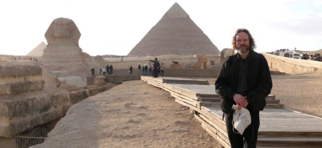 ¿Fue Enoc el constructor de la Gran Pirámide de Egipto