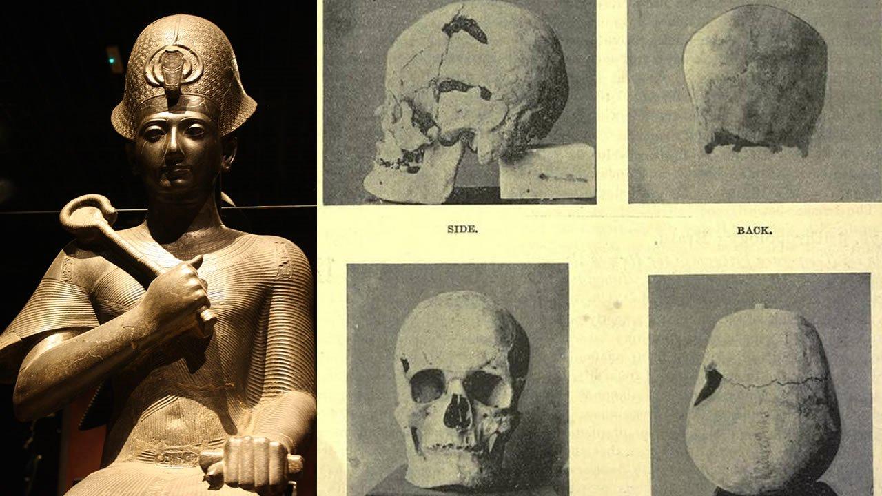 Sanajt: ¿Fue este faraón el primer «gigante» conocido?