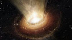 La relación entre las señales extraterrestres y los agujeros negros