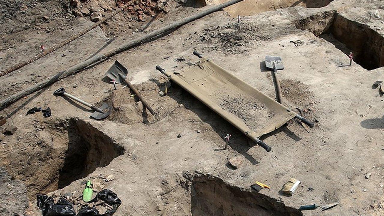 Descubren un altar del siglo III a.C. hecho por los espartanos en Crimea