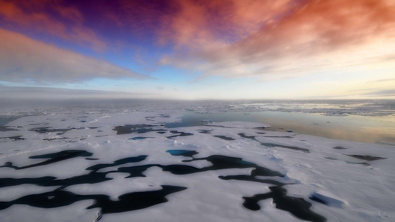 Descubren en la Antártida unas bacterias «anti efecto invernadero»