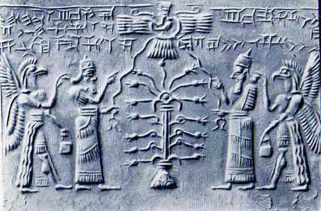 ¿Es el Árbol de la Vida una representación del ADN? Nuestro ADN contiene la clave al misterio de los orígenes humanos.