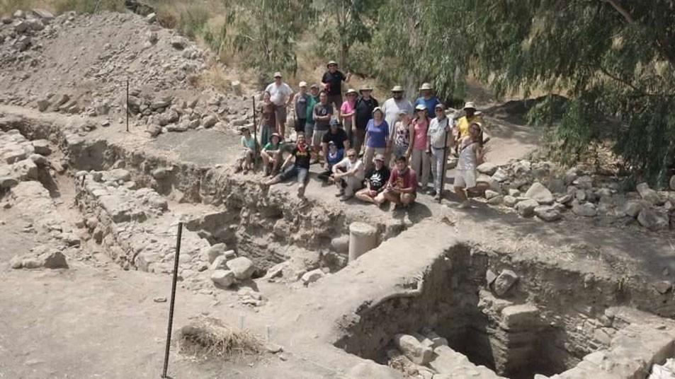 El sitio ubicado en los alrededores del Mar de Galilea ha sido investigado durante tres años.