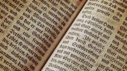 ¿Recoge la Biblia la palabra literal de Dios? Según las primeras interpretaciones en latín, no