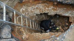 Descubren una cámara secreta en las antiguas murallas de Moscú