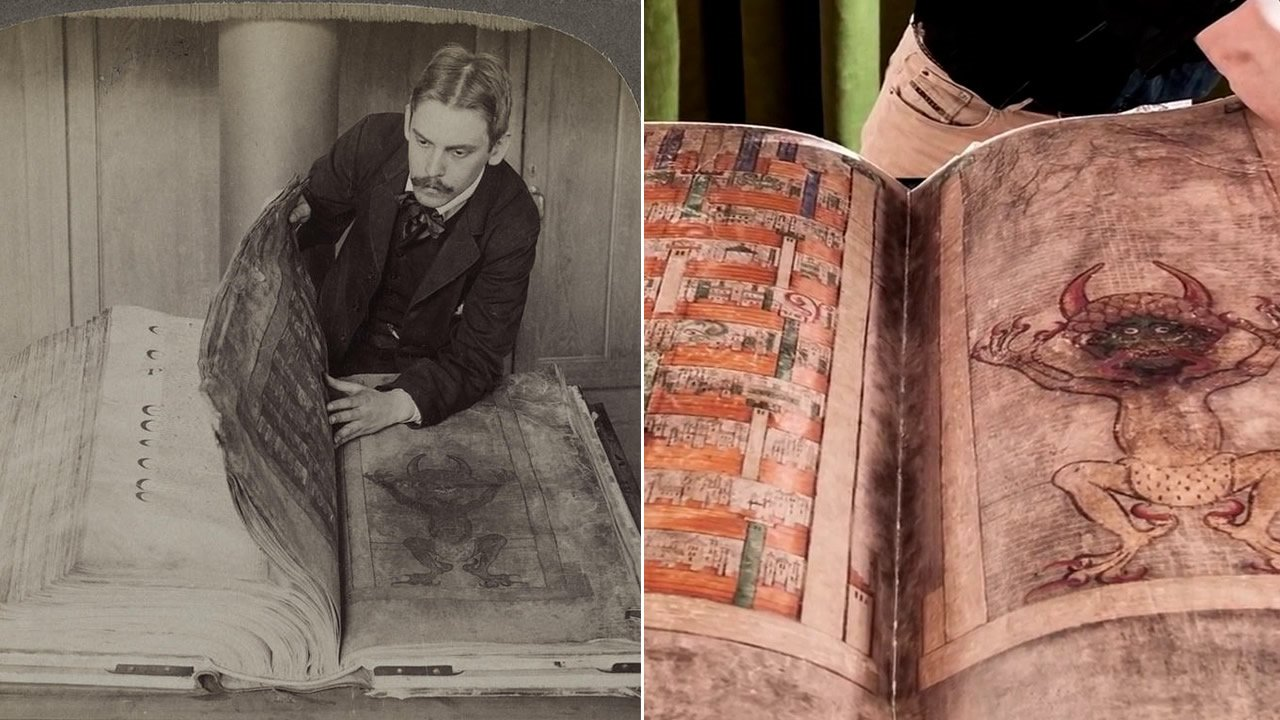 Codex Gigas: La Historia Oculta de la «Biblia del Diablo»