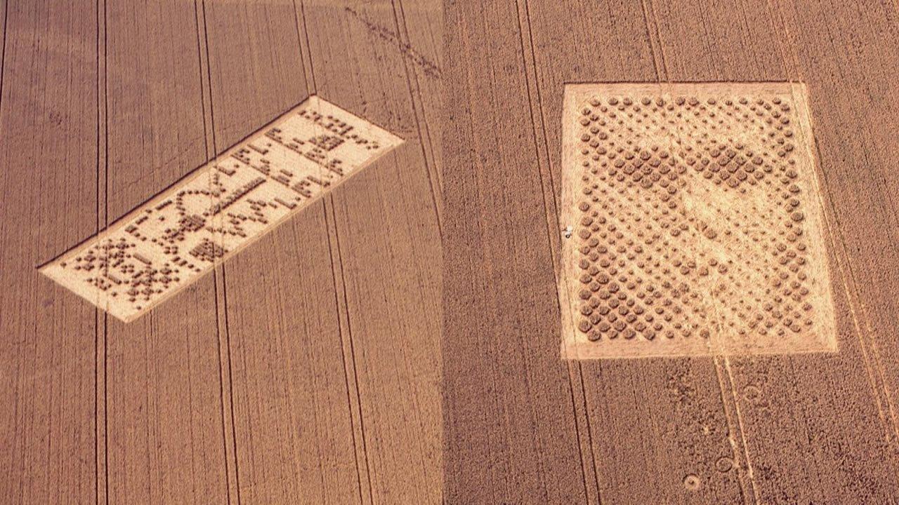 Este vídeo «demuestra» que no se nos ha dicho todo acerca de los Crop Circles