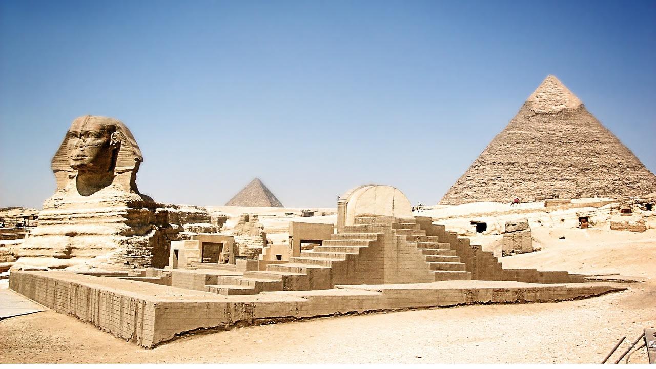 Investigadores afirman que existe un Gran Laberinto subterráneo en Egipto ¿Por qué se mantiene oculto?