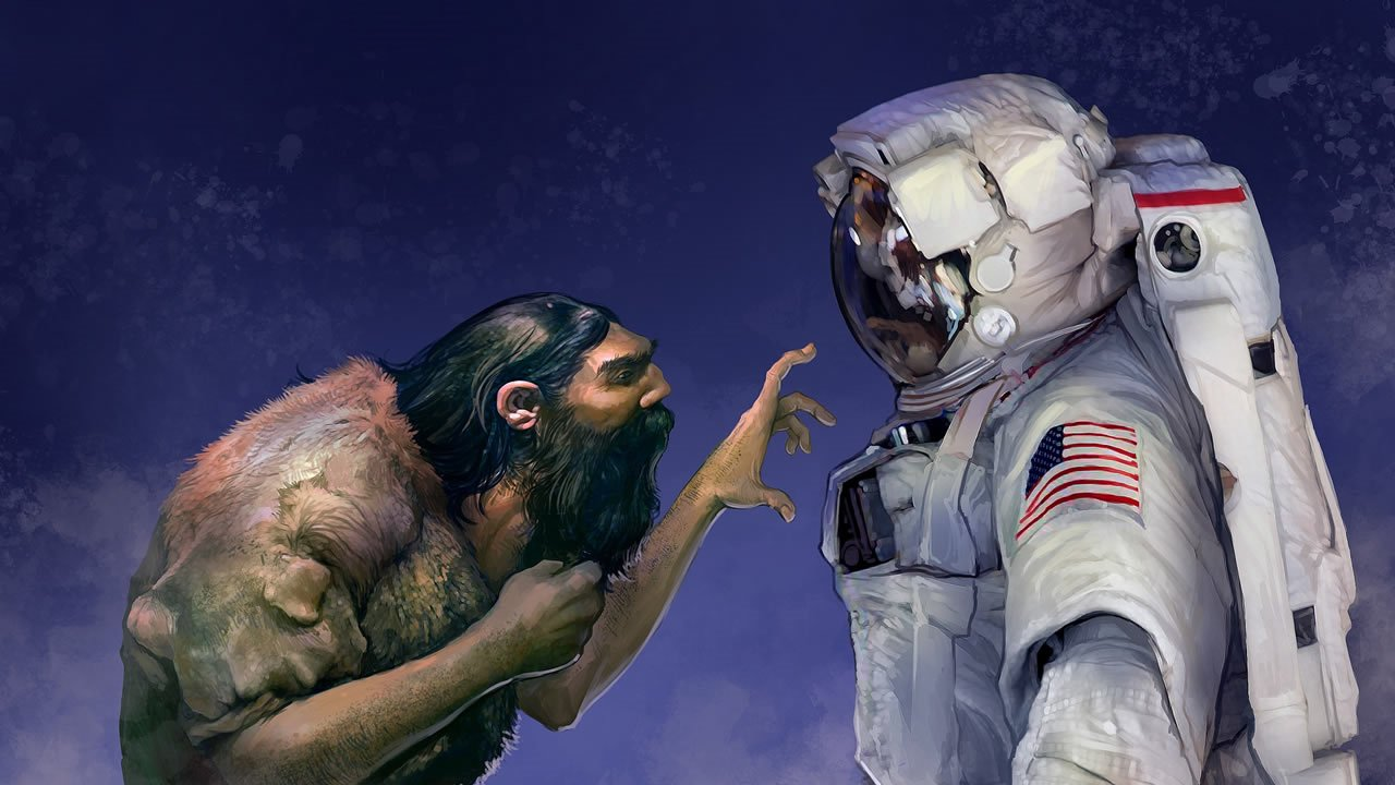 Del homo sapiens al «homo cosmos»... ¿Nos acercamos al Dios Universal?